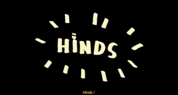 hinds sandiego