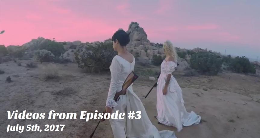 ep 3 music vids